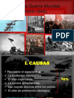 Segunda Guerra Mundial 4to