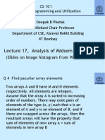 Lecture17 Midsem Exam Analysis 24sep09