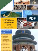 2015 China Online Presentation