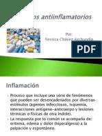PRESENTACIÓN Fármacos antiinflamatorios
