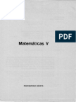 Geometría Analítica MatV PrepaAbierta