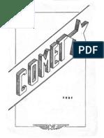 1931 Comet Catalog