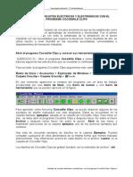 Práctica Virtual de Electrónica Con El Programa Cocodrile Clips[1]