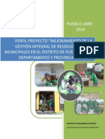 PIP Pueblo Libre