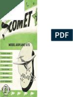 1939 Comet Catalog