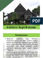Arsitektur Bugis Makassar