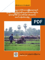 Critique of Japan International Cooperation Agency's Blueprint for Development in South-Eastern Burma (Myanmar) Brief Report (Burmese) 2