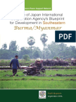 Critique of Japan International Cooperation Agency's Blueprint for Development in South-Eastern Burma(Myanmar) Full Report (English) 2