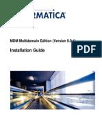 MDM 901 Install Guide