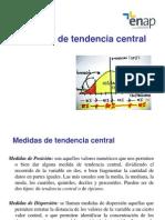 Clase v Medidas de Tendencia Central