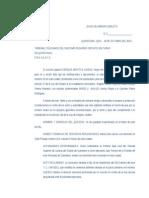 Escrito Demanda Amparo Directo Enrique Aboytes