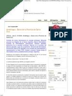 Fallo INT - Arrebillaga c. Banco de La Provincia de Santa Cruz