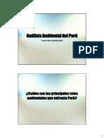 1b-Analisis Ambiental Peru