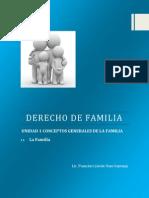 La Familia Unidad Uno[1][1]