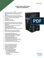 Advanced Motion Controls Dr101ee60a40nac