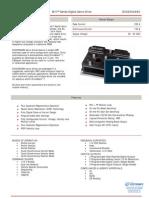 Advanced Motion Controls Dvc250a060