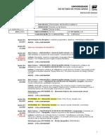 Cronograma Ppf IV - 2014