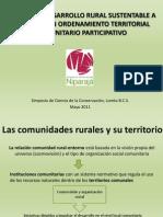 Olmos Community Involvement