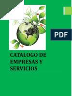 Catalogo de Empresas y Servicios