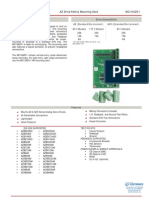 Advanced Motion Controls Mc1xaz01