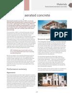 YOURHOME 3 Materials 9 AutoclavedAeratedConcrete (4Dec13)