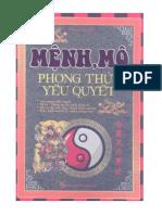 Phapmatblog Menh Mo Phong Thuy Yeu Quyet