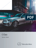 C ClassSedan Manual