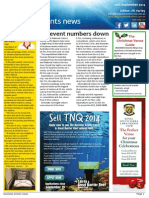 Business Events News for Wed 10 Sep 2014 - Biz event numbers down, Sunshine for biz ev nos, Thailand's boost, Gray's Say, and much more
