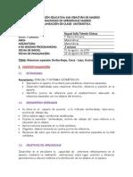 CLASE 1°  MATEMÁTICAS
