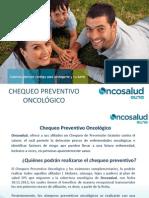 Chequeo Oncosalud 3