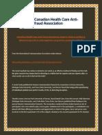 Canadian Health Care Anti-fraud Association