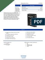 Advanced Motion Controls s100a20