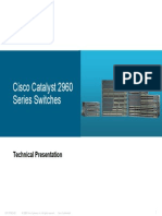 Cisco Catalyst 2960 Series Switches Tdm