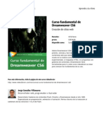 Curso Fundamental de Dreamweaver Cs6