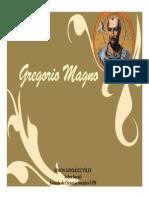 Unidad 3 Gregorio Magno - Simón González Vélez