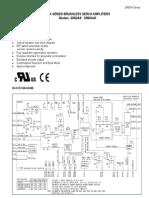 Advanced Motion Controls Sr60a40