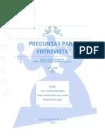 Entrevista Psi. Educativa