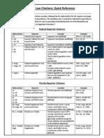 LR Citation Handout