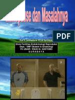 Menopause & Masalahnya Dispenda 23062010