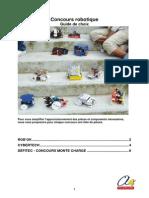 Concours Robotique Guide Choix