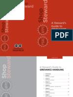 E-guide to Grievance Handling-rev