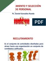 Reclutamiento y Selección de Personal (7 Clase)
