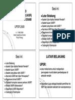 UPSR Aptitude Test