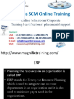 Oracle Apps Scm Online Training in Bangalore,chennai