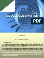 Ciclo Joule Brayton(Plus)