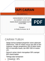 TERAPI CAIRAN ppt