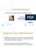 Develop your digital roadmap