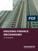 Housing Finance Mechanisms in Thailand