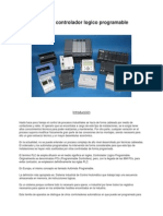 El PLC o Controlador Logico Programable