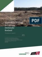 Historische ecologie in Limburg